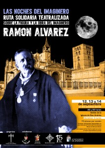 Cartel Noches Ramon Alvarez