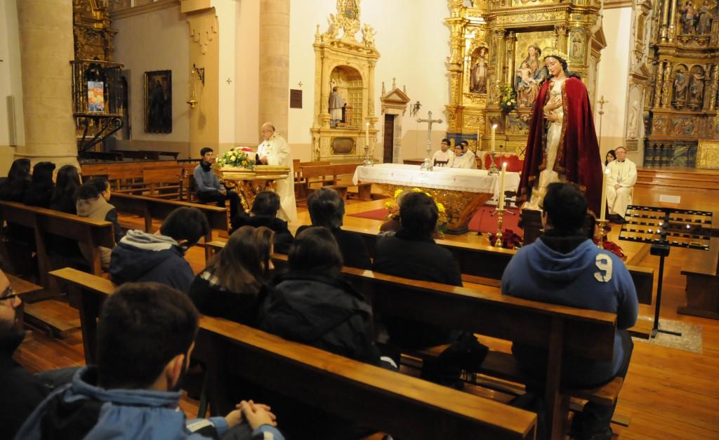 Visita Misioneros Saleta 2