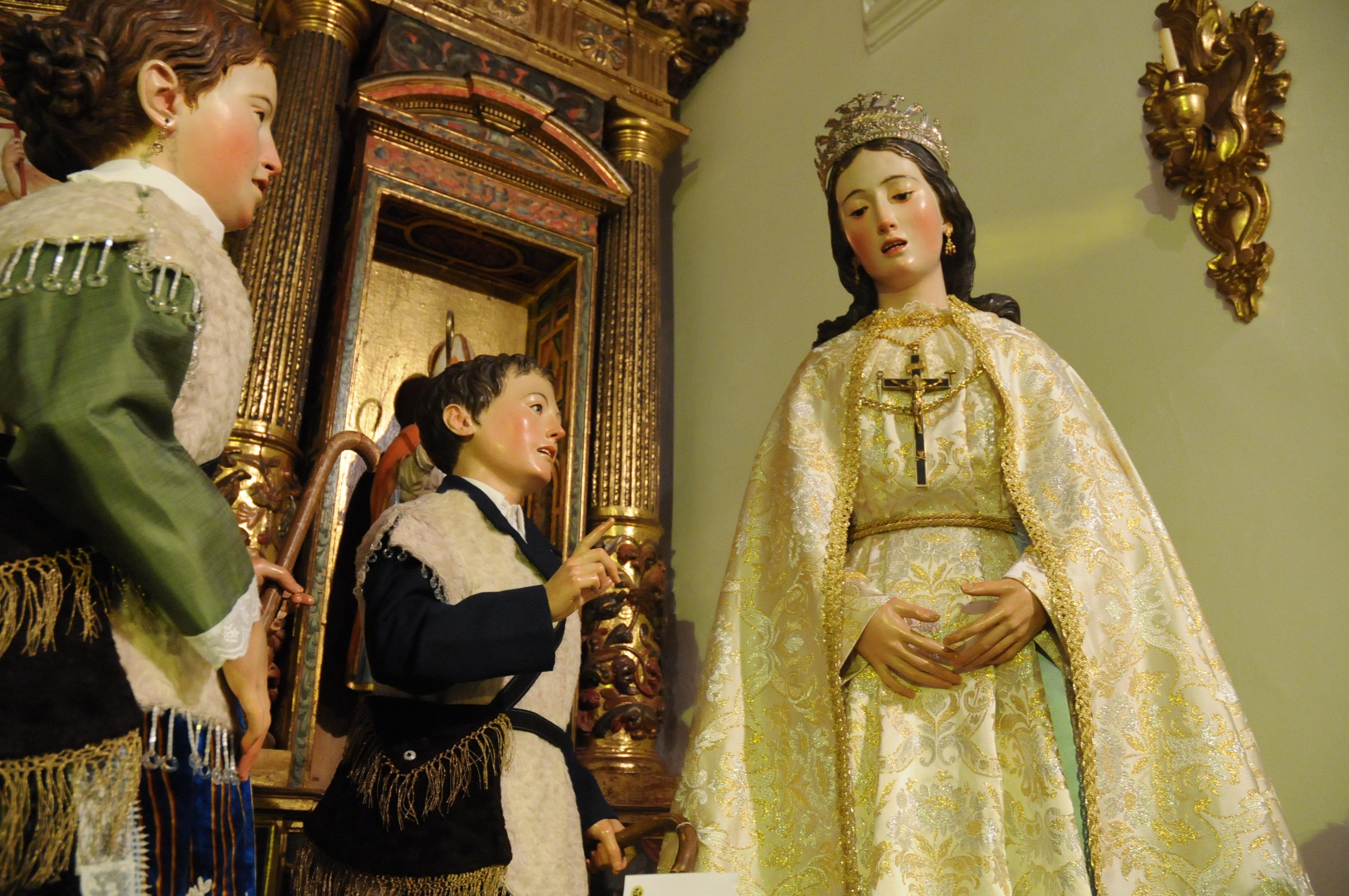 Virgen de la Saleta Toro